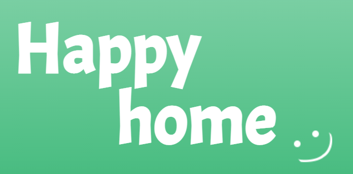 Application Happy Home